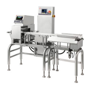 Checkweigher with Metal Detector ND2-D2040TAW +AF200