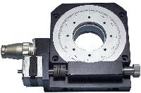 φ100自動回転ステージ PF100-H型(水平型)